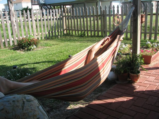 Jamaica Dream hammock,