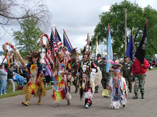 Each fall, UTTC holds their annual Powwow, one of the largest in the nation