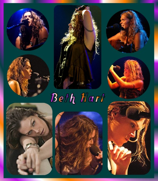 Some Pics Of Beth...Layout by Becky Jo Gibson