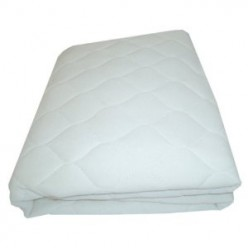 Mattress Pad - Best Crib Mattress Pad - American Baby Company Organic Waterproof Quilted Crib and Toddler Pad
