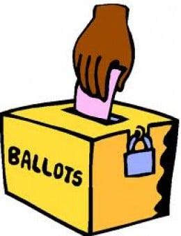 Ballot box: A symbol of representation in governance or just an ordinary box of shit?