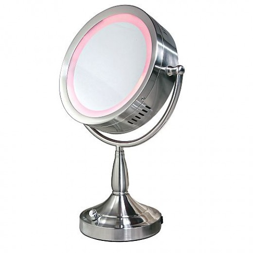 There is a dazzling variety of make up mirrors available