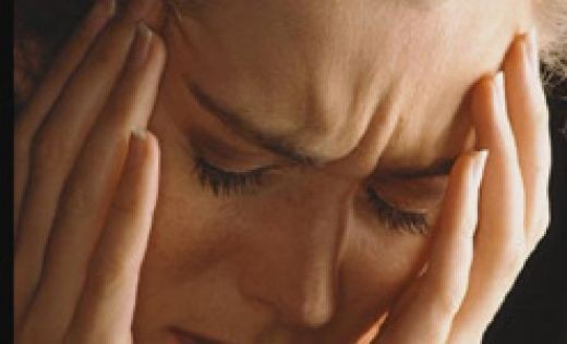 17% of all people suffer from migraines