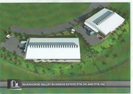 Riverhorse Valley 3000 square meter showroom or warehousea at R 45.00