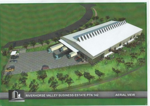 Riverhorse Valley showroom or warehouse of 3000 square meters