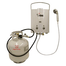 Tank-less Water Heater