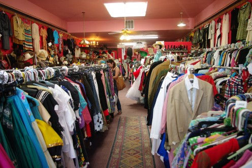 How Sweet It Was has a huge selection of vintage clothing