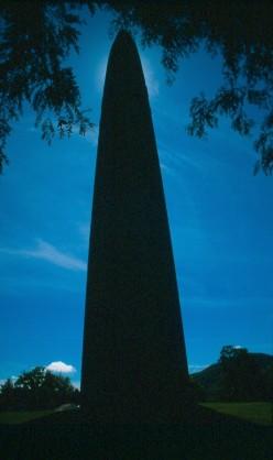 Bennington Battle Monument, Vermont.