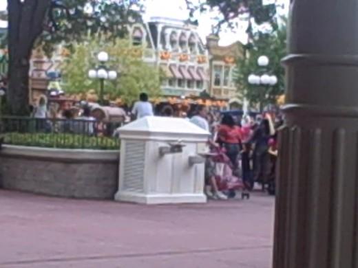 Disney Park.
