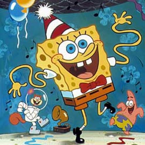 How To Draw-Spongebob s Face Spongebob Excited Face