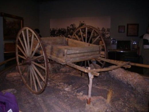 Used as a less expensive mode of travel, many European immigrants came to the Salt Lake Valley by handcarts.