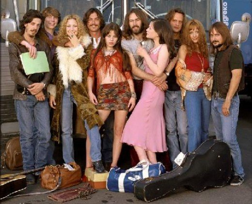 The Cast of Almost Famous