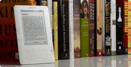 replace everything on your bookshelf with one device