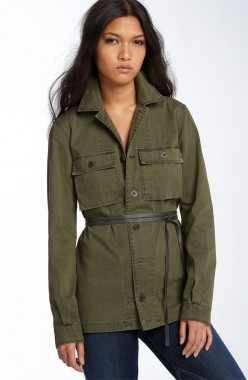 Fashion Trends of Fall 2010: Military Style