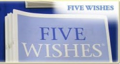 Living Will Sample - Five Wishes Form