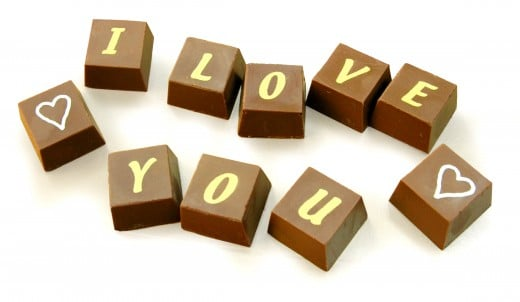 I love you is still a great beginning to a love letter.