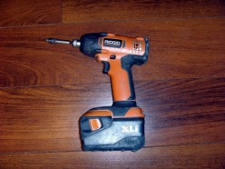 Cordless 18V Impact Drivers For Your Tool Set