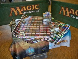 Magic the Gathering by the sheet