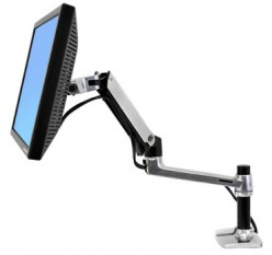 How To Reduce Eye Stress, Neck, Shoulder Pain with Ergotron LX Desk Mount LCD Computer Monitor Arm: My Solution