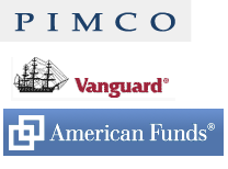 Popular mutual funds logo