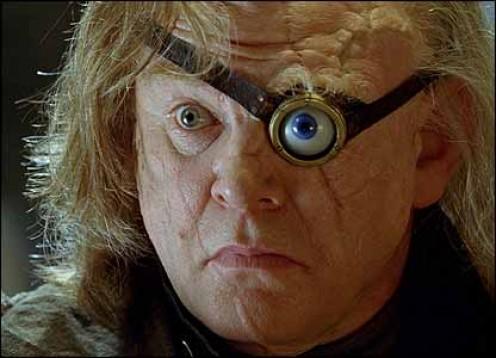 Mad Eye Moody Masks - Harry Potter Masks