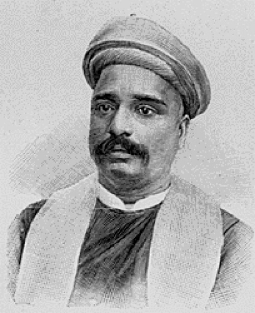 Bal Gangadhar Tilak (1856-1920) (Photo courtesy of http://harappa.com/)