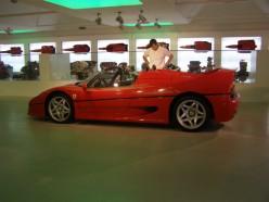 Visit the Ferrari Factory and Museum in Maranello, Italy.