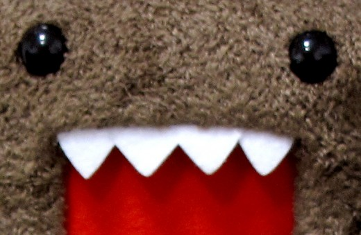 Domo Kun plushies make excellent gifts for technology or gadget lovers