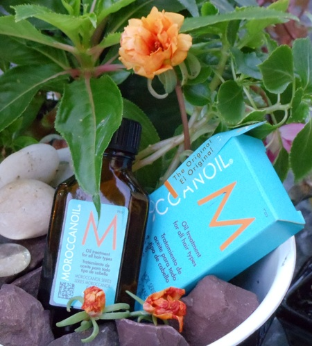 Moroccan Oil The Cure For Damaged Hair
