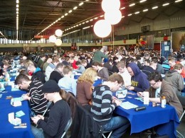 Tournaments in Magic the Gathering are fiercely competitive.
