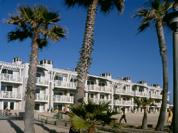 Beach House Hotel Hermosa