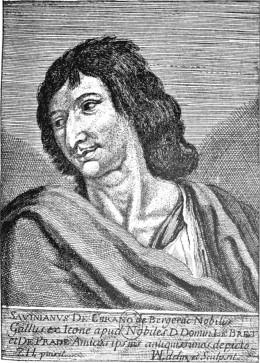 Cyrano de Bergerac Image Credit: Wikipedia