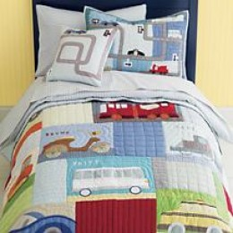 Bedding for a Girl's Room