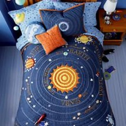 Bedding for a Boy's Room