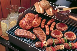Father's day, Mother's day, or the 4th of july are great times for Dad to fix his faimly favorite BBQ recipes.
