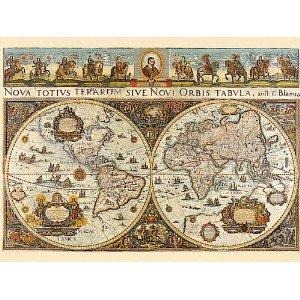 Ravensburger World Map