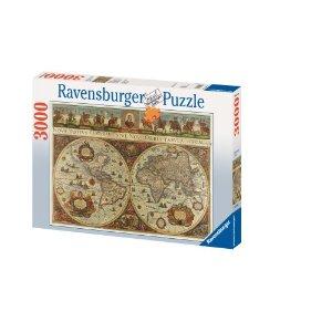 Ravensburger World Map Puzzle