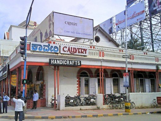 Cauvery Handicrafts