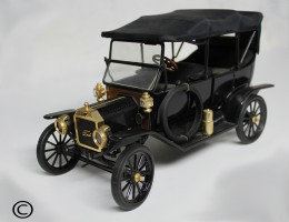Ford Motor Company's famous Ford Model T one of the first cars Ford assembled in Australia