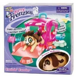 Furreal Friends Furry Frenzies Take Along Carrier