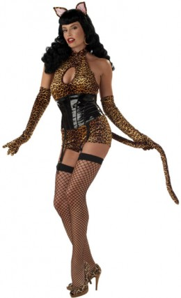 Cattail costume. Available from PrettyPartyPlace.com