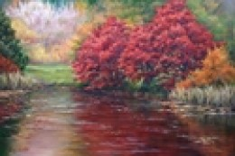 Autumns Reflection