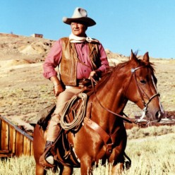 THE One and Only John Wayne