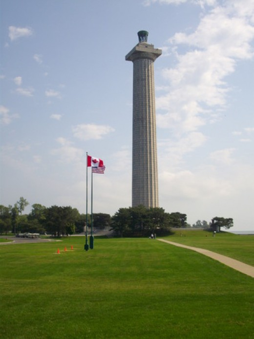 Perry's Monument at Put In Bay
