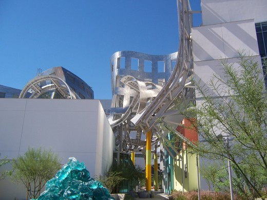 Cleveland Clinic Lou Ruvo Center for Brain Health in Las Vegas (C)Copyright KCC Big Country