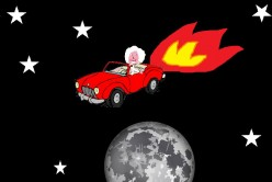 Does God Drive a Red Sports Car?
