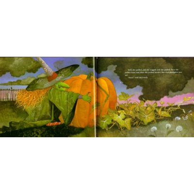 Halloween picture books - Big Pumpkin