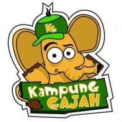Kampung Gajah A New Attraction in Bandung West Java Indonesia