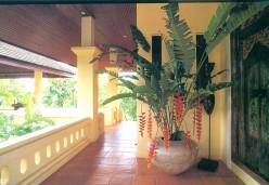 A beautiful verandah