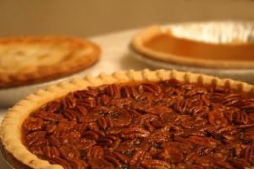 Mmm... Pecan Pie!